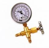 Манометр высокое  давление  R-12, R-134, R-22, R-404